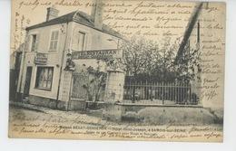 SAMOIS SUR SEINE - Maison BEGAT GOSSERON - HÔTEL SAINT JOSEPH - Samois