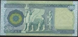 B 59 - IRAN Billet De 500 Dinars - Iran