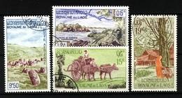 Royaume Du Laos 1958, Tourism (o), Used - Laos