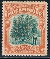Cueillette Des Fruits - Companhia De Moçambique - 1918 - Mozambique