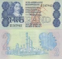 (B0089) SOUTH AFRICA, 1978-1981 (ND). 2 Rand. P-118a. UNC - Afrique Du Sud