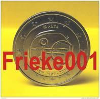 Malta - 2 Euro 2009 Comm.(10 Jaar Euro) - Malta