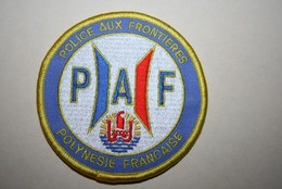 Ancien écusson PAF - Police & Gendarmerie