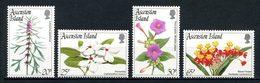 ASCENSION 1995 N° 623/626 ** Neufs MNH Superbes C 15 € Flore Fleurs Aselepios Eurassavica Flowers - Ascension (Ile De L')