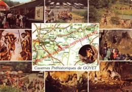 Cavernes Prehistoriques De Goyet - Mozet - Gesves - Gesves