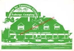 Domaine Les Casseroles - Auberge-Camping - Vielsalm - Vielsalm