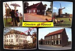 Schutterij - Grenspaal - Lemmensmolen - Borgitter - Huis Gielen - Kinrooi - Kinrooi