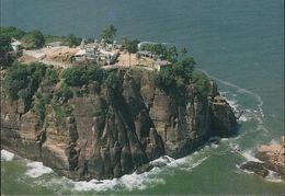 Sri Lanka - Hindu Temple On Swamy Rock Trincomalee - 2x Nice Stamps - Sri Lanka (Ceylon)