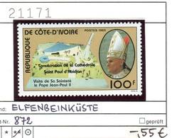 Elfenbeinküste - Côte D'Ivoire - Michel 872 - ** Mnh Neuf Postfris - Côte D'Ivoire (1960-...)