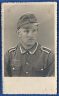 Carte Photo   Soldat Allemand - War 1939-45