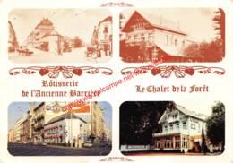 Rôtisserie De L'Ancienne Barrière - Le Chalet De La Forêt - Brussel Bruxelles - Cafés, Hotels, Restaurants