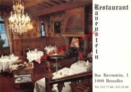 Restaurant Ravenstein - Brussel Bruxelles - Cafés, Hotels, Restaurants