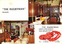 The Rugbyman - Quai Aux Briques - Brussel Bruxelles - Cafés, Hotels, Restaurants