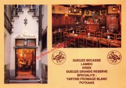 A La Bécasse - Rue Tabora - Brussel Bruxelles - Cafés, Hotels, Restaurants