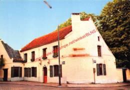 Le Vieux Pannenhuis - Rotisserie Bar - Rue Léopold - Brussel Bruxelles - Cafés, Hotels, Restaurants