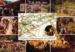 Cavernes Préhistoriques - Goyet - Gesves - Gesves