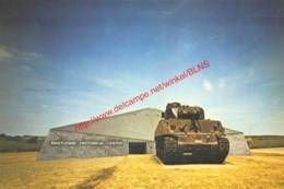Bastogne Historical Center - Char Sherman Offert Par Le Général Desobry - Bastogne - Bastenaken