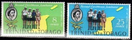 Trinidad & Tobago, 1961, SG 298-299 Set Of 2, MNH - Trinidad En Tobago (...-1961)