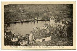 BEAULIEU - La Vieille Chapelle Au Bord De L'eau  - Voir Scan - Frankreich