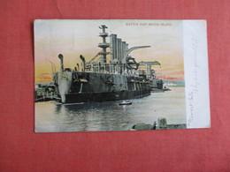 Battleship  Rhode Island    Ref 3150 - Oorlog