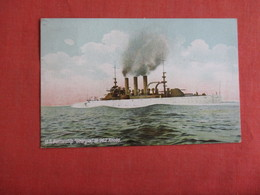 Battleship  Georgia    Ref 3150 - Oorlog
