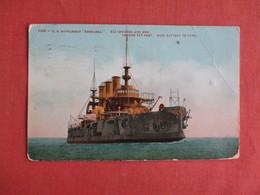 Battleship  Nebraska  Ref 3150 - Oorlog