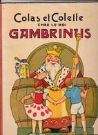 RARE LIVRE PUBLICITAIRE BIERE DES BRASSERIES DUMESNIL SOUS FORME D'HISTOIRE ILLUSTREE POUR LES ENFANTS Par Morette 1935 - Autres Collections
