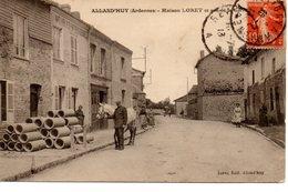 Alland'huy : Maison Loret - France