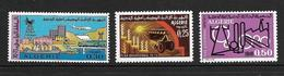 ALGERIE 1970 PLAN QUADRIENNAL  YVERT N°506/08  NEUF MNH** - Algeria (1962-...)