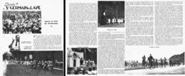 """SAINT-GERMAIN-en-LAYE """" LA FETE Du PRINTEMPS """"  1946 - Ile-de-France"""