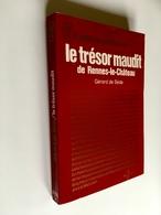 J'AI LU L'AVENTURE MYSTÉRIEUSE A 196   LE TRÉSOR MAUDIT  DE RENNES LE CHÂTEAU   Gérard DE SEDE   178 Pages - 1972 - Abenteuer