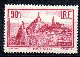 FRANCE - YT N° 290 - Neuf ** - MNH -  Cote: 7,00 € - Francia