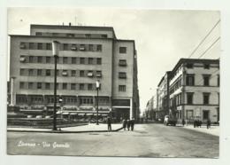 LIVORNO - VIA GRANDE   VIAGGIATA FG - Livorno