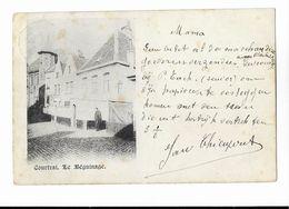 Kortrijk (Courtrai)  ( M 4884 )  Le  Béguinage - Kortrijk