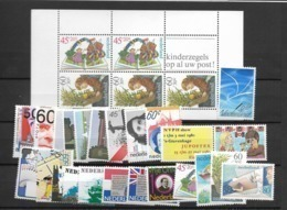 1980 MNH  Netherlands,complete According To Michel Postfris** - Pays-Bas