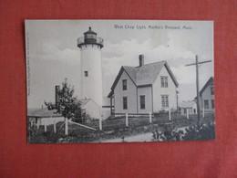 West Chop Light Maratha's Vineyard   - Massachusetts   Ref 3150 - Altri