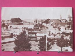 17 - Bassin Extérieur De La Rochelle - Scans Recto Verso - La Rochelle