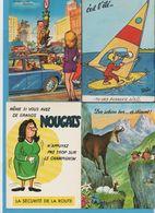 "Lot N°1--12 Cartes Postales""""HUMOUR-HUMORISTIQUE""cpm - Humour"