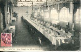 N°69590 -cpa Le Havre -l'hôtel Frascati -la Salle De Banquet- - Le Havre