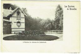 Linkebeek. L'entrée Du Château De Linkebeek. Les Environs De Bruxelles. - Linkebeek