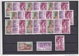España Nº 2297 Al 2299 - 10 Series - 1931-Today: 2nd Rep - ... Juan Carlos I