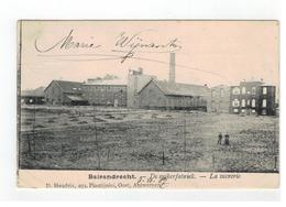 Berendrecht  Beirendrecht. - De Suikerfabriek. - La Sucrerie D.Hendrix - Antwerpen