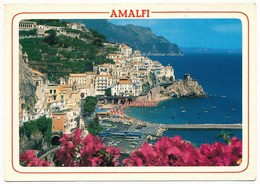 Amalfi - Panorama - Cartes Postales