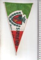 REF ENV : Fanion Flag Pennant Stendardo Touristique Ancien : SAN REMO Sanremo - Obj. 'Souvenir De'