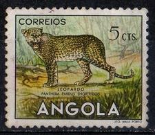 Angola 1953 - Leopardo Leopard U - Angola