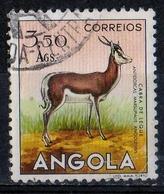 Angola 1953 - Antilope Springbok U - Angola