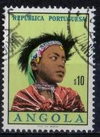Angola 1961 - Ritratti Di Donne Dell'Angola Portraits Of  Angolan Women U - Angola