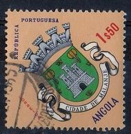 Angola 1963 - Stemma Di Malanje Coats Of Arms U - Angola