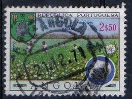Angola 1967 - Campo Di Cottone Cotton Field  U - Angola