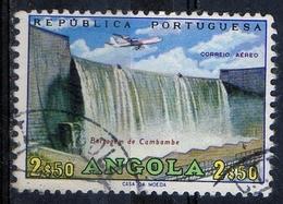 Angola 1965 - Diga Di Cambambe Dam U - Angola